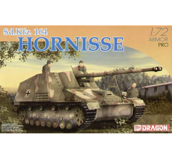 Sd.Kfz.164 Hornisse Dragon 1/72 - T2M-D7234