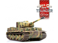 War Thunder 1/24 PzKpfw VI Tiger I late Production IR 2.4 GHz - 1212372004