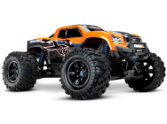 X-MAXX BRUSHLESS TSM 1/5 8S Orange TRAXXAS - TRX77086-4-ORNG