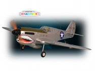 Phoenix Model P40 Warhawk 30-35cc GP/EP ARF 2.04m - PH159
