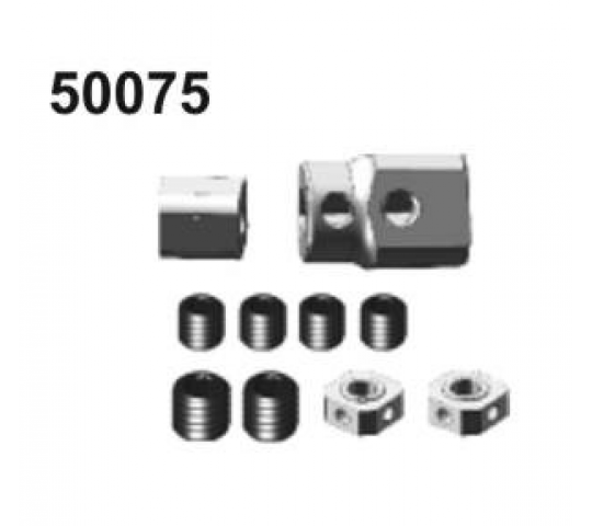 50075 Gear drive cup set - 004-50075