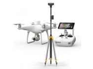 Pack DJI Phantom 4 RTK + D-RTK 2