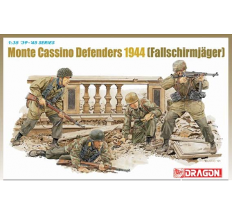 Defenseurs de Monte Cassino Dragon 1/35 - T2M-D6514