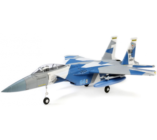 F-15 Eagle 64mm EDF BNF with AS3X and SAFE Select - EFL9750
