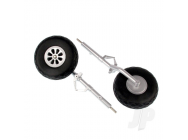 Main Landing Gear (Legs + Wheels) (P-51) Arrows Hobby - ARRAB107