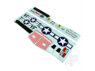 Decal Sheet (P-51) Arrows Hobby - ARRAB113