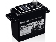 SERVO HD DW-25LV FULL ALU MG CORELESS WATERPROOF (25.0KG/0.11SEC) - HD-DW-25LV