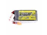 Tattu R-Line 850mAh 14.8V 4S1P 95C Lipo Battery Pack with XT30 Plug - TA-RL-95C-850-4S1P-XT30