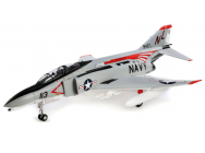 Eflite F-4 Phantom II 80mm EDF BNF Basic AS3X & SAFE - EFL7950