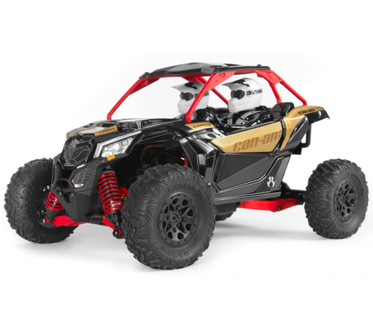 Yeti Jr. Can-Am Maverick 1/18 4WD Brushed RTR - AXI90069