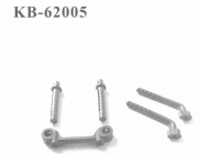 KB-62005 Support de carrosserie AM 10 ST, set de 5 pieces - 002-KB-62005