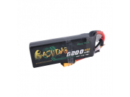 Gens ace 6500mAh 11.1V 60C 3S1P Lipo Battery Pack with XT90-Bashing Series - B-60C-6500-3S1P-Bashing