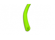 A2PRO Durite silicone 2x5 vert fluo (1m) - S0443622