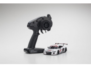 Kyosho MINI-Z RWD AUDI R8 LMS 2015 BLANCHE (W-MM/KT531P) - K.32323AS