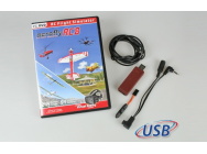 Aerofly RC8 + interface Fut/Spek Ikarus  - T2M-IK3091011