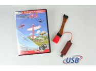 Aerofly RC8 + interface universel Ikarus  - T2M-IK3091013