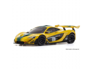 MINI-Z RWD MCLAREN P1 GTR YELLOW/GREEN (W-MM/KT531P) - K.32324YG
