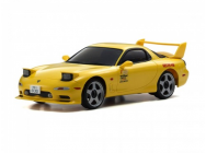 INITIAL D Mini-Z BODY COLLECTION MAZDA RX-7 FD3S - K.MZQ103B
