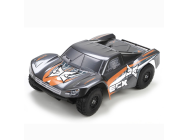 Torment 1/18th 4WD Short Course Truck Gris/Orange RTR INT ECX - Electrix RC - ECX01001IT1