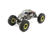 1/18 4WD Temper Gen 2, Brushed: Yellow RTR Int ECX - Electrix RC - ECX01015IT1