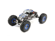 1/18 4WD Temper Gen 2, Brushed: Blue RTR Int ECX - Electrix RC - ECX01015IT2