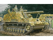 Sd.Kfz.165 Hummel (2in1) Dragon 1/35 - T2M-D6935