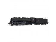 Hornby SNCF, locomotive a vapeur 141.R.995 (Vierzon) avec petit tender a carburant periode III - HJ2352S