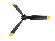 Helice tripale 8x4 avion 750mm - 044-TOP01815