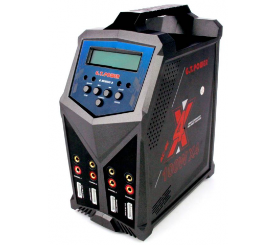Chargeur X4 4x100W - GTP0149