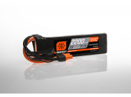 Spektrum Batterie LiPo intelligente de 11,1 V 2200mAh 3S 100C - IC3 - SPMX22003S100