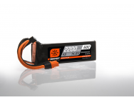 Spektrum Batterie LiPo intelligente de 14.8V 2200mAh 4S 50C IC3 - SPMX22004S50