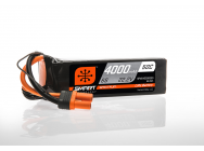 Spektrum Batterie LiPo intelligente 22.2V 4000mAh 6S 50C IC5 - SPMX40006S50