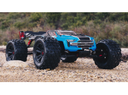 Arrma 1/8 KRATON 6S BLX 4WD Brushless Speed Monster Truck RTR, Bleu - ARA106040T2