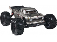 Arrma 1/8 OUTCAST 6S BLX 4WD Brushless Stunt Truck RTR, Silver - ARA106042T1
