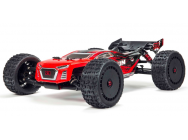 Arrma 1/8 TALION 6S BLX 4WD Brushless Sport Performance Truggy RTR, Rouge/Noir - ARA106048