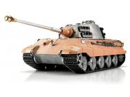 King Tiger Henschel Pro-Edition non peinte 1/16IR 2.4GHZ - 1110000612