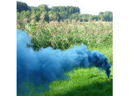 Klima Mr Smoke 2 Fumigene Bleu - 7114