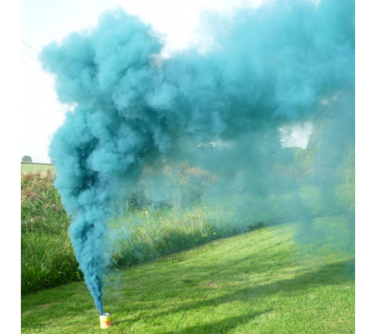 Klima Mr Smoke 4 Fumigene Azure - 7134