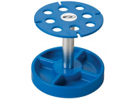 Pit Tech Deluxe Shock Stand Blue - DTXC2385