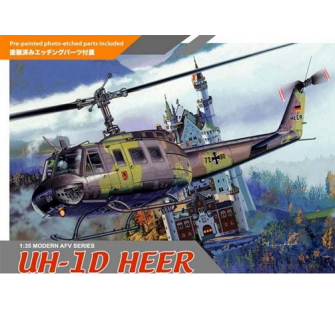 UH-1H Heer Dragon 1/35 - T2M-D3542