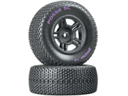 Posse SC Tire C2 Mounted Rear Slash (2) - DTXC3695