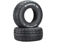 Bandito SC On-Road Tire C3 (2) - DTXC3798