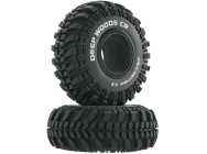 Deep Woods CR 2.2  Crawler Tire C3 (2) - DTXC4062