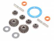 Open Rear Diff Gear Set: BR RR - LOS232051