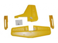 KIT EMPENNAGE MUSTANG - ART TECH - ART-B5031