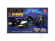 Batman 1989 Batmobile w/Resin Batman Figure - AMT1107M