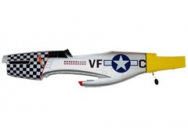 ART-P51012 - FUSELAGE MUSTANG - ART TECH - ART-B5011