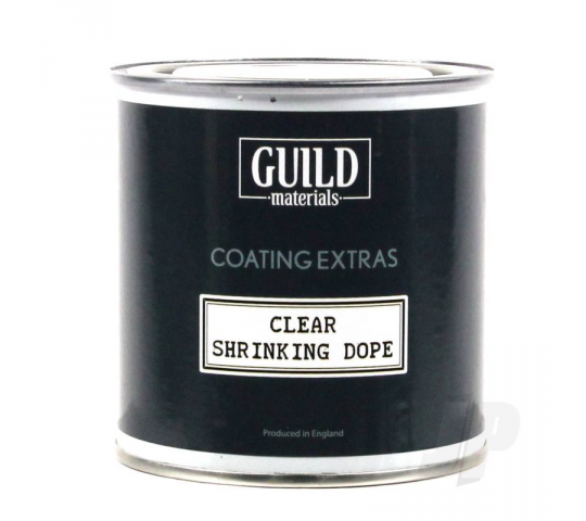 Clear Shrinking Dope (250ml Tin) - GLDCEX1000250