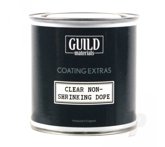 Clear Non-Shrinking Dope (250ml Tin) - GLDCEX1050250