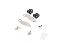 Stainless Steel Turn Fins Set - JOY82007